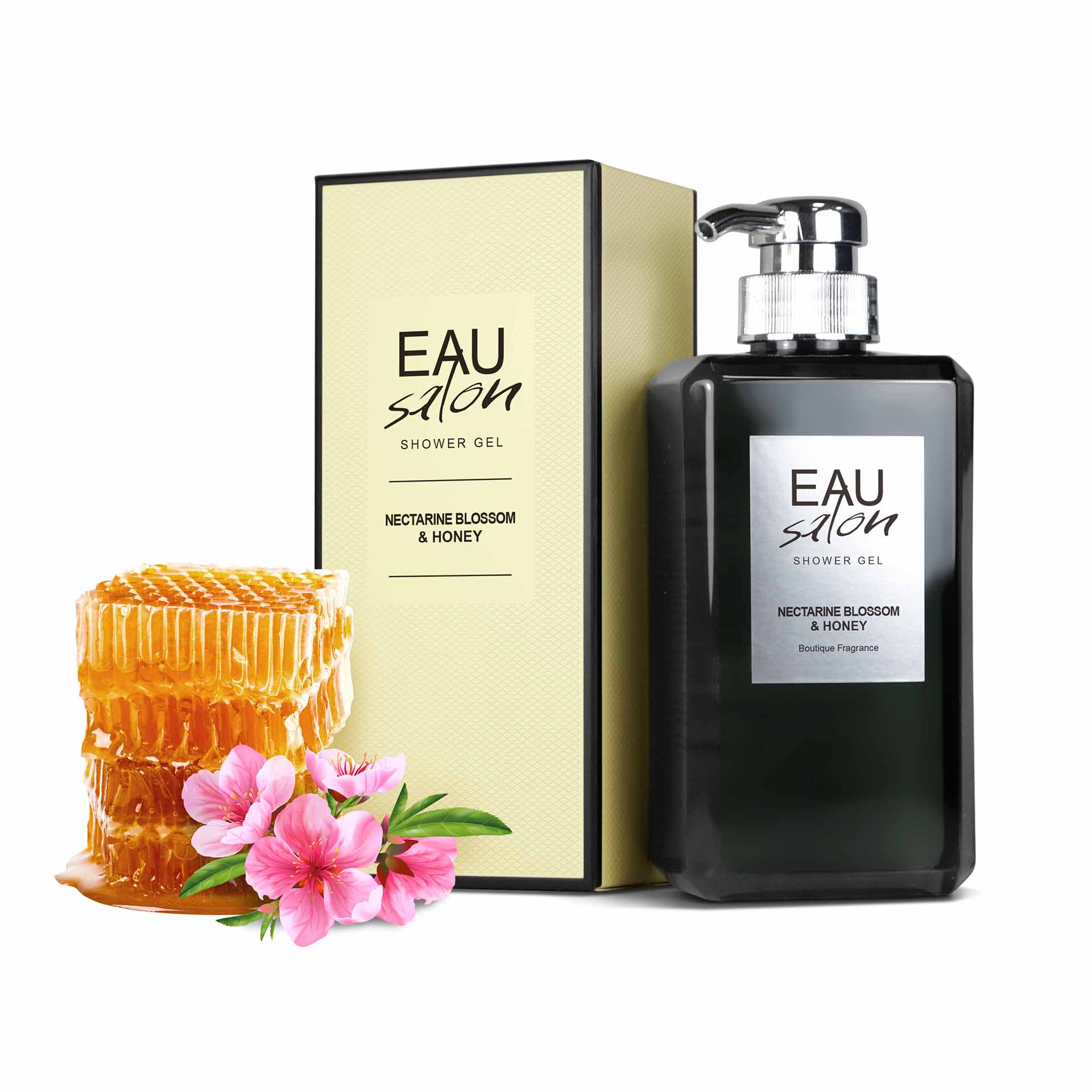 【EAU Salon】想念曖昧蜂蜜杏桃花500ml