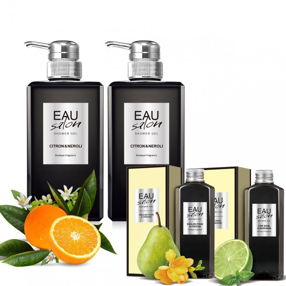 【EAU Salon】買二送二橙花限定組